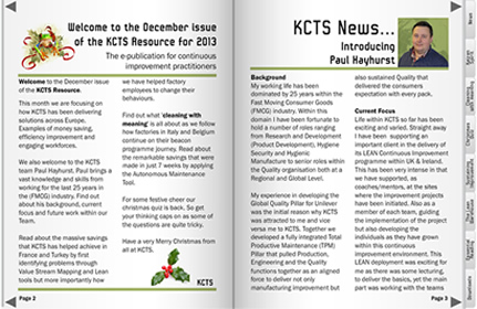 The KCTS Resource
